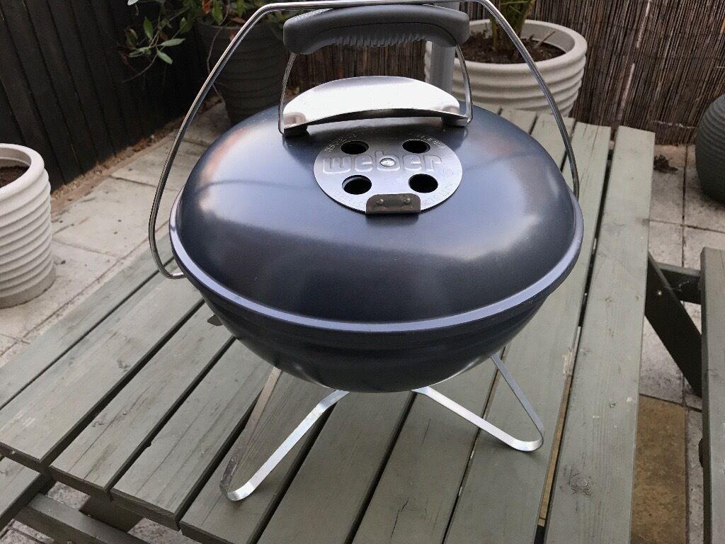 Weber Holzkohlegrill Smokey Joe Premium : Weber smokey joe premium bbq in southwark london gumtree
