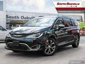 2017 Chrysler Pacifica Limiited|BTOOTH|HTD & VENT LTHR|NAV|SUNRO