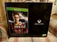 Xbox one (1540 model) 500gb boxed with Kinect excellent condition!