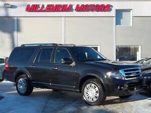 2013 Ford Expedition Max 4WD LIMITED / NAVI / B.CAM / LOADED