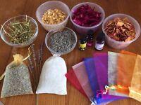 Handmade Aromatic Lavender Bags Sachets