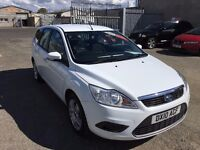 2010 Ford Focus 1.6 TDCi DPF Style 5dr / 3 Month Warranty / HPI CLEAR