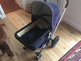 Bugaboo Frog carrycot and pram