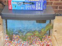 Love Fish Panorama 40 Litre Fish Tank