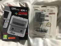 New Nintendo 3DS XL Snes Brand new