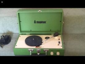 Great compact record player