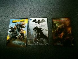 Video Game graphic novels