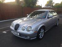Jaguar S type 3.0 sports automatic