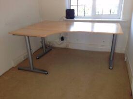 Office desk - Ikea good condition
