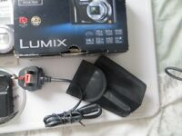 Panasonic digital TZ18 model camera.Used but in good condition been mostly used for holidays.