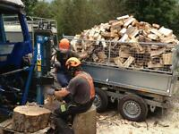 FIREWOOD - TOP QUALITY SEASONED HARDWOOD LOGS