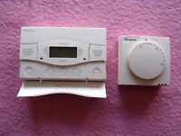 Drayton LP 522 Heating Timer and Drayton Thermostat Control