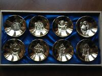 24k Gold Plated Japanese Saki Cups for sale £650.00 Or nearest offer