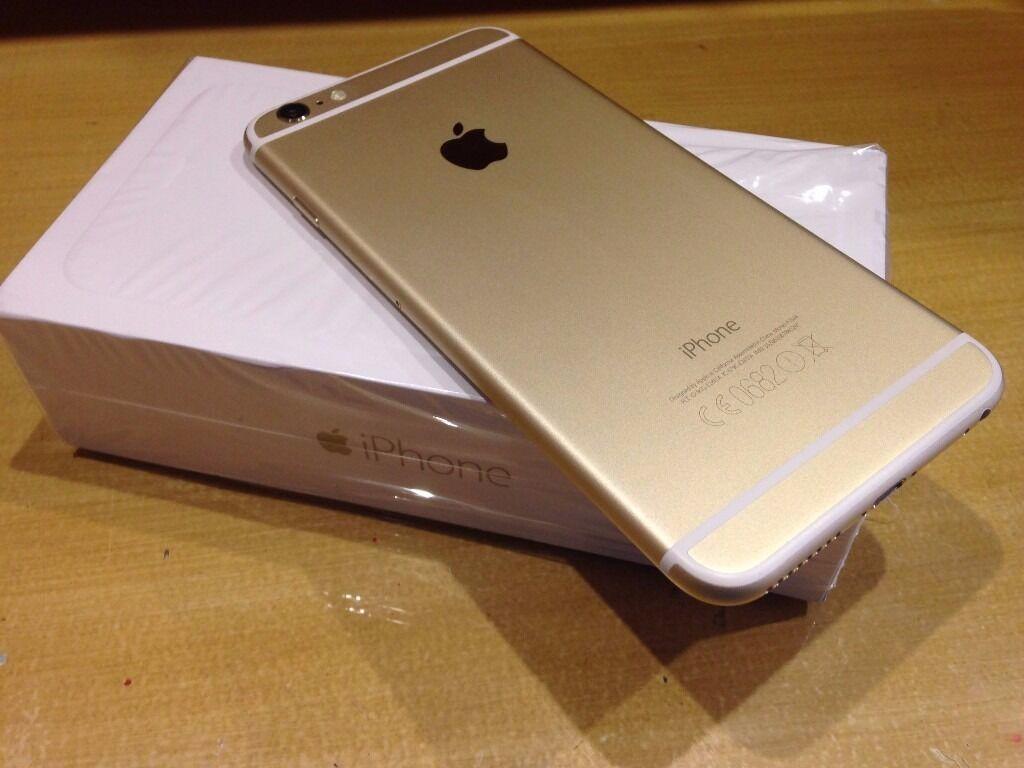 Apple Iphone 6 plus, 16 Giga like new!!