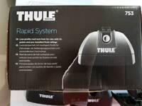 Thule 753 footpack new