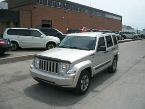 2008 Jeep Liberty Sport ~ AWD ~ BACK-UP CAMERA ~ ALLOY WHEELS ~