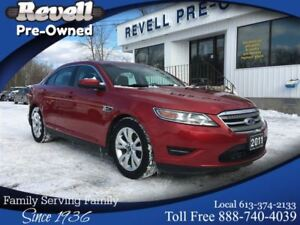 2011 Ford Taurus SEL AWD  *Alloys, Heated bkts, Sync, Sirius