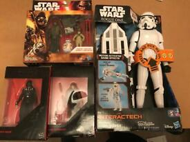 Star Wars Rogue One Interactech Stormtrooper package