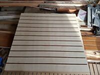 Slawall in Maple colour x 6 sheets