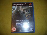 Playstation 2 King Kong Game