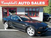 2010 Ford Mustang GT!! HEATED LEATHER!! AIR!! CRUISE!! PW!! PL!!