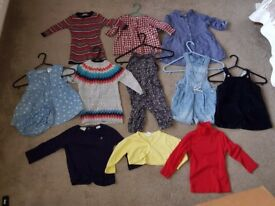 BEAUTIFUL: Baby girl 6-9 Months Clothes Bundle