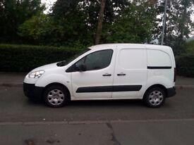 2012 Peugeot Partner Panel Van