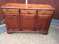 Ducal Pine Dresser Sideboard