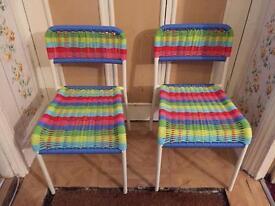 Multi Colour Children's Chairs