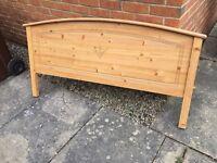 Bed nd mattress only £65