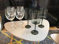 Royal doulton glassware selection- cheap!