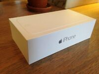 Apple iPhone 6 Brand New Boxed Sealed 16 gb space grey 12 months manufacturers warranty