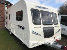 Bailey Pegasus 546 2010 6 Berth Touring Caravan