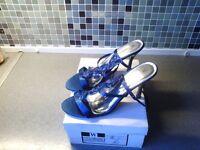 Ladies heeled sandals £5 cash