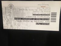 2 tickets for the Rose of Lancaster ladies day at Haydock Park