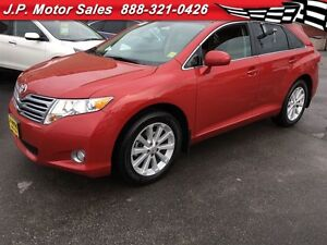 2011 Toyota Venza Automatic, Steering Wheel Controls,