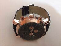 New Patek Philippe Automatic Watch, Rose Gold