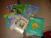 Biff & chip early reading books for children