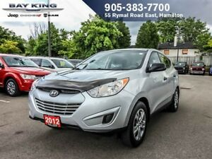 2012 Hyundai Tucson FWD, BLUETOOTH, AUTOMATIC TRANSMISSION