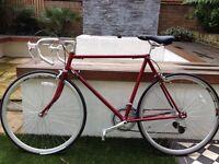 Brand New Vintage Racing Road Bike - Peugeot Frame