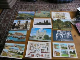 66 Assorted Postcards Weymouth free local delivery