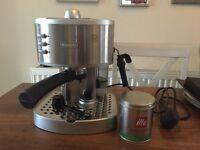 Delonghi espresso/cappuccino machine