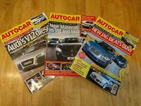 Autocar Magazines Collection 2008 - 52 Issues inc. Aston Martin, Ferrari, Etc.
