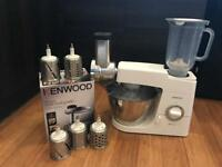 Kenwood Chef Classic Model KM330 + lots of attachments