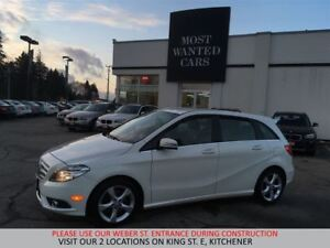 2014 Mercedes-Benz B-Class 250 Sports Tourer | PADDLE SHIFTERS |