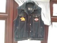 Motorcycle Waistcoat