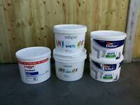 BRILLIANT TOP QUALITY WHITE PAINTS