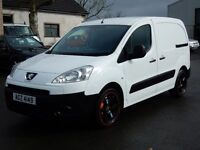 2011 peugeot partner 1.6 petrol 3 seater gas converted motd march 2018 excellent example