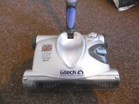 Hoover/floor cleaner/rechargeable brush/Gtech