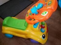 baby musical car